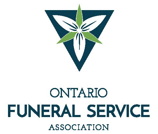 Image result for ontario funeral service association logo